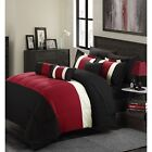 Chic Home Serenity 10-piece Comforter Set with Sheets