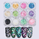 BORN PRETTY Seashell Sequins Ultra-thin Irregular Manicure Nail Art Decoration