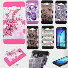 For Samsung Galaxy On5 G550 Tuff Trooper HYBRID TPU Case Phone Cover Accessory