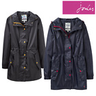 Joules Golightly Plain Ladies Parka (W) **FREE UK Shipping**