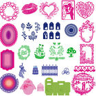 HOT Metal Cutting Dies Stencil For DIY Scrapbooking Embossing Paper Card Decor*