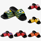 Mens NFL Legacy Sport Slide Water Sandals Flip Flops - Pick Team