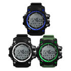Waterproof F2 Bluetooth Smart Watch Sports Pedometer Altitude UV for iOS Android