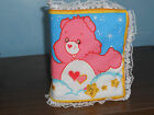"CARE BEARS ""LOVE-A-LOT"" SMALL PHOTO ALBUM"