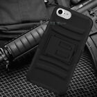 Armor Refined Phone Cover + Belt Clip Holster Hard Case For iPhone 6/6s & 7 Plus