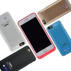 Battery External Power Charger Case Charging Cover For iPhone 6 Plus / 6S Plus X