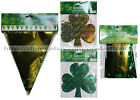 MOMENTUM* ST PATRICKS DAY Decor BANNER+HANGING DECORATIONS Clovers *YOU CHOOSE*