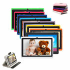 "iRULU Tablet PC eXpro 7"" Android 4.4 Quad Core Cam 8GB Bundled Multicolor Cases"