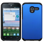 For Alcatel TRU HARD Astronoot Hybrid Rubber Silicone Case Cover + Screen Guard
