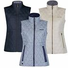 Regatta Ladies Gilet Cosmia Smart Lightly Quilted Waistcoat Print Lined £24.99