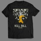 KILL BILL ORIGINAL 90'S MOVIE OLDSKOOL T-Shirt **FULL FRONT OF SHIRT ARTWORK* image