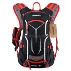 18L Cycling Bicycle Bike Shoulder Backpack Hydration Water Bag Rain Cover L3Y4