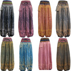 New Hmong Harem Pants Bohemian Tribal Aladdin Genie Boho Yoga Hippy Thai Cotton