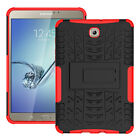 Rugged Hybrid Shockproof Hard Dual Layer Case Cover For Samsung Galaxy Tablet