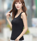 Women Sleeveless Backless Summer Tops T-Shirt Multicolor Tank Camisole Vest