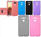 For LG G6 Frosted TPU CANDY Gel Flexi Skin Case Phone Cover Accessory