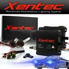 XENTEC XENON LIGHT 35W SLIM HID KIT 10K 10000K Dark Blue H4 H7 H11 H13 9006 H1