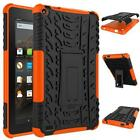 Rubber Shockproof Hybrid Hard Case Cover Stand Holder For Kindle Fire HD7 2015