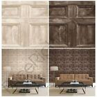 DISTINCTIVE WOOD PANEL WALLPAPER FINE DECOR CREAM FD31054 BROWN FD31055 NEW