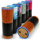 Print Protective Vinyl Skins Decal for Amazon Echo Sticker Wrap Cover