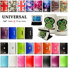 Universal Flip Leather Wallet Case Cover Stand For Huawei Mediapad T1 8.0 Pro 4G
