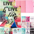 """Cute Magnetic Leather Folio Smart Stand Case For iPad Pro 12.9"""" /iPad Pro 9.7"""""""
