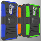 Hybrid Kickstand Case & Holster For Huawei Honor 6X / Mate 9 Lite Belt Cover