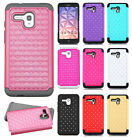 For Alcatel OneTouch Pixi Glory A621B HYBRID IMPACT Dazzling Diamond Case Cover