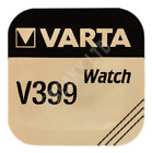 399 SR927W SR57 Silver Oxide Watch Battery 1.55v [Choose the Brand Wanted]