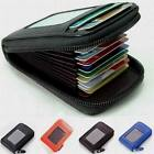 Thboxs Unisex business Mini ID Credit Cards passport cover Holder Purse Wallet