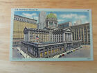 Vintage Post Card Circa 1940 U S Ciurt House Chicago Ill