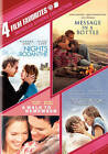 NEW!! Nicholas Sparks Collection: 4 Film Favorites (DVD, 2011, 4-Disc Set)