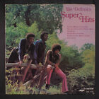 "DELFONICS: Super Hits LP (dings/tears on top seam, 2"" split bottom seam, promo"