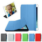 Slim Leather Smart Cover Smart Sleep Wake Case For iPad mini Retina Salable