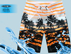 CASUAL SHORTS MEN'S SURF BOARD SHORTS BEACH PANTS SWIMMING TRUNKS SIZE M-6XL