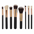 8Pcs pencil  New Soft Fashion Cosmetic brushes  Kabuki  Makeup Brush Set