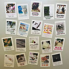 SAVE THE DATE FRIDGE MAGNETS WEDDING, PARTY, EVENT PACKS OF 21 ADD PHOTO & WORDS