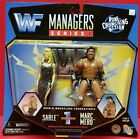 WWF Sable & Marc Mero Managers Series Jakks Pacific 1997