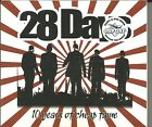 28 DAYS 10 Years of Cheap Fame OUT O PRINT AUSTRLIAN PRESS CD 2007 SEALED 28day
