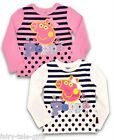 PEPPA PIG LONG SLEEVED T SHIRT/TOP (ONLY WHITE LEFT) - New