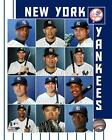 New York Yankees 2017 MLB Team Composite Photo TZ120 (Select Size)