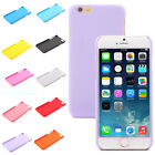 For 4.7'' iPhone 6 Candy Color Phone Hard Skin Case Cover Back Protector