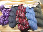 Cascade  SILK PAINTS, HERITAGE PAINTS  Sock Yarn -  6 colors