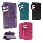 For LG G6 Premium Slide Out Pocket Wallet Case Pouch Cover + Screen Protector