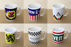 RETRO BIKE CYCLING TOUR DE FRANCE TEAM COFFEE MILK TEA MUG CUP