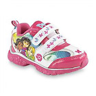 Nickelodeon Toddler Girl's Dora the Explorer Sneakers Shoes