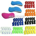 10pcs Neoprene Iron Golf Club Head Case Covers Headcovers Protect Set New