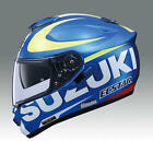 Shoei GT-AIR Ecstar Suzuki Limited Edition Helmet Blue