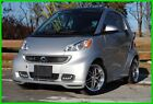2015+Smart+fortwo+BRABUS+Glass+Roof+Leather+Heated+Seats