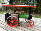 LOVELY VINTAGE MAMOD TE1 METAL MODEL STEAM TRACTOR.